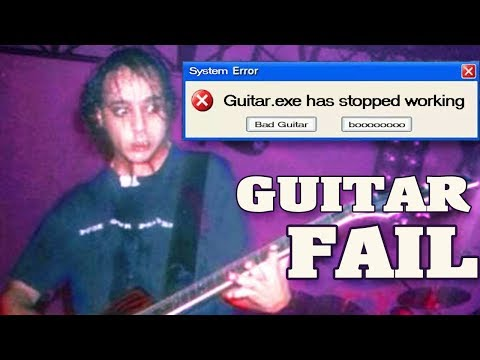 System Of A Down - Guitar Fail / Not Working