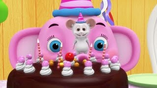 The Happy Birthday Song | Kids Birthday Party Song | Happy Birthday to You
