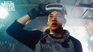 Ready Player One | Virtual Reality is Power in New Trailer