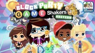 Block Party: Game Shakers Edition - Board Game Bonanza (Nickelodeon Games)