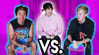 BOYFRIEND VS. BESTFRIEND CHALLENGE (Brolby VS. Solby)