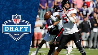 Patrick Mahomes College Highlights & 2017 NFL Draft Profile | NFL