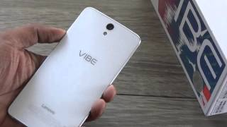 Lenovo Vibe S1 Unboxing and First Impression of the dual Selfie camera