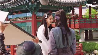 170821 YoonA, Siwan & Hong Jong Hyun - The King In Love Ep 21 & 22 Making Film