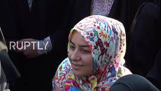 Iran: Hundreds of Shias hold ceremony in honour of Muhammad al-Mahdi