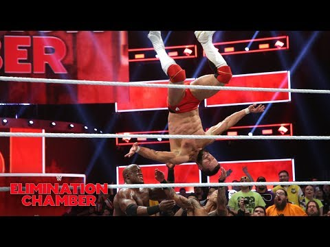 Xxx Mp4 Finn Bálor Brings The Fight To Bobby Lashley Lio Rush WWE Elimination Chamber 2019 WWE Network 3gp Sex