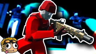 RAVEN BANK RAID! (ROLEPLAY) | Ravenfield Weapon and Vehicle Mod Beta Gameplay