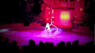 Anna Volodko @ Big Apple Circus (2011/12)