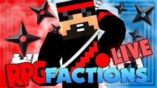 Minecraft: RPG Factions | NINJA STRATEGY?! [15]