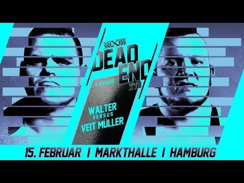 Xxx Mp4 WALTER Vs Veit Müller WXw Dead End 2019 Trailer 3gp Sex