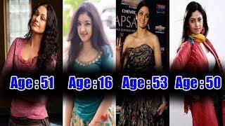 ഈ 10 നടിമാരുടെ വയസ് കേട്ടാൽ നിങ്ങൾ ഞെട്ടും | malayalam Actress Real Age