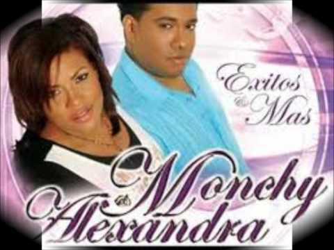 Monchy y Alexandra, Bachatas Exitos.