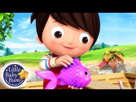 Xxx Mp4 12345 Once I Caught A Fish Alive Nursery Rhymes For Babies Songs For Kids Little Baby Bum 3gp Sex