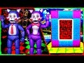 Download Video Minecraft FNAF - How to Make a Portal to FIVE NIGHTS AT CANDY'S 3GP MP4 FLV
