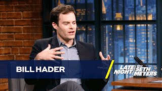 Bill Hader Reveals the Origin of SNL