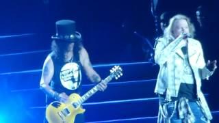 Guns N' Roses Sweet Child O' Mine Live Autodromo  Imola 10/6/2017