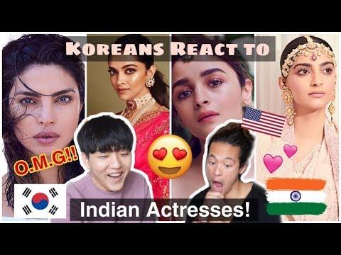 Xxx Mp4 Koreans React To Indian Actresses 3gp Sex