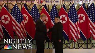 Is A Third U.S.-North Korea Summit In The Works For Pres. Trump And Kim Jong Un? | NBC Nightly News