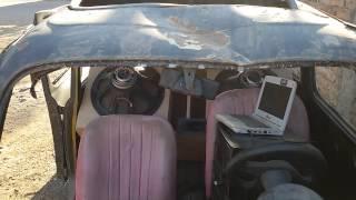 Fiat 600 al piso sonando
