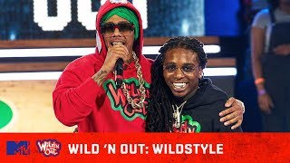Jacquees Ain't Going Easy on Nick Cannon 😂 | Wild 'N Out | #Wildstyle
