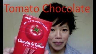 Tomato Chocolate - Chocolat de Tomato Whatcha Eating? #72