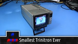0x0026 - The Smallest Trinitron