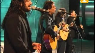 Los Nocheros, No Saber de Ti, Festival de Viña 2003