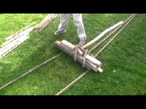 Starożytne maszyny 3 Dźwignia różnicowa
