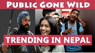 Baahubali 2 Movie Review Nepal | Best Public Reaction | Bahubali 2 The Conclusion