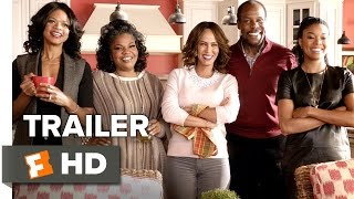 Almost Christmas Official Trailer #1 (2016) -  Gabrielle Union, Mo'Nique Comedy HD