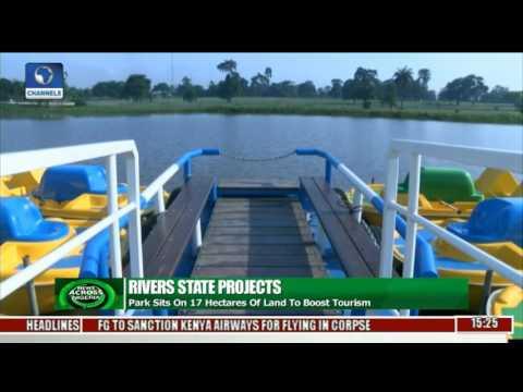 Rivers Govt. Commissions Pleasure Park In Port Harcourt