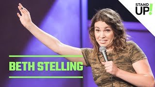 Beth Stelling Needs A Man That Can Tolerate Burping