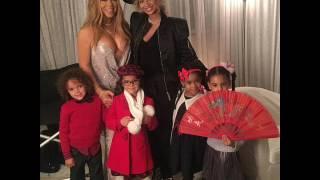 Beyonce taking shots at Kim Kardashian and Kanye West