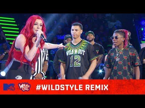 Justina Valentine & Radio Big Mack Go At Royce Bell & Yvng Swag 🔥 Wild N Out WildstyleREMIX