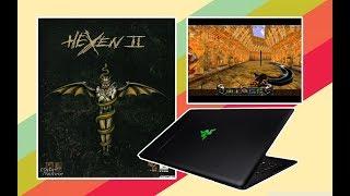 Hexen II Multiplayer Game over LAN