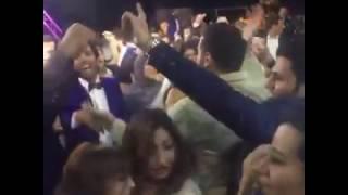 #بوسي ترقص  مع عمرويوسف وتشعل فرح حسن الرداد و إيمي سمير غانم #bosy