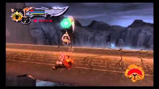 God of War 2 - Titan mode Pain+ - Part 41 [Atropos & Sisters of Fate]