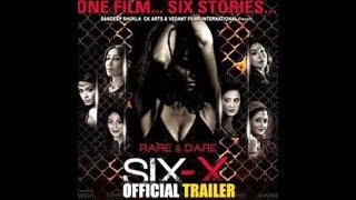 Six X Official Trailer | One film Six stories | Sofia Hayat | Ashmit Patel | Fan Made Trailer