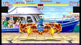 [TAS] Hyper Street Fighter 2 (ARC) Versus Exhibition Matches [4k]