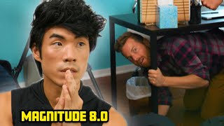 The Try Guys Try To Survive A Major Earthquake