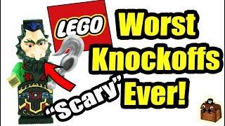 Worst LEGO Knockoff Minifigures 2017