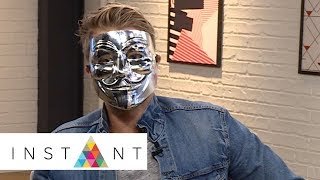 Who Is Atticus The Poet?: Anonymous Internet Sensation Tells All | Instant Exclusive | INSTANT