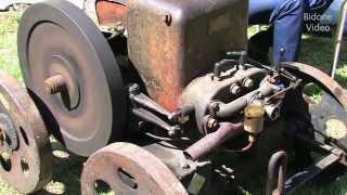 Stationärmotoren-Treffen Hundeluft 3-3 Stationary Engine Rally