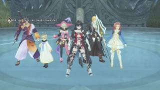 Tales of Berseria - Easy and fast way to level up to 200 (no NG+)
