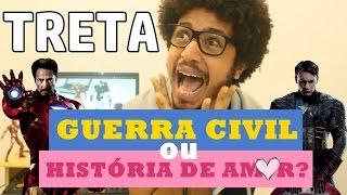O DIA EM QUE EU ASSISTI CAPITÃO AMÉRICA GUERRA CIVIL - Nerd-BA #15