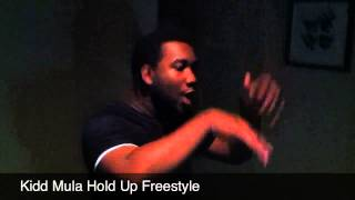 Kidd Mula Hold Up Freestyle #NHouse #CypherVideo #AR
