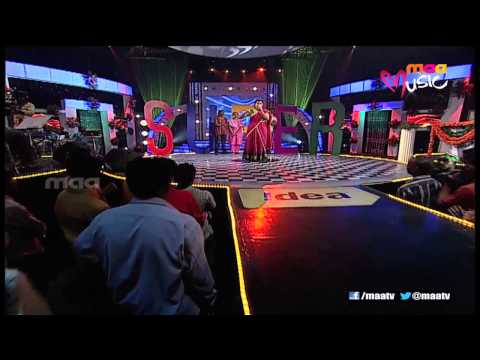 Super Singer 1 Episode 7 : Madhuri Performance ( Madilove Nannu )