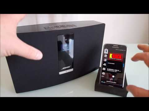 Bose SoundTouch 20 Serie III Sistema Musicale Wireless