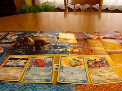 Xxx Mp4 Learn How To Play The Pokemon Trading Card Game Starting A Battle 3gp Sex