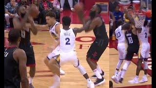 All 9 MISSED foul calls by the refs against the Rockets - RIGGED? (4 three-point-fouls on Harden)